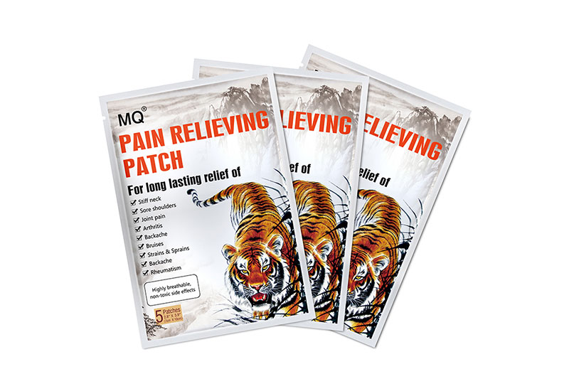 Tiger Pain Relief Plaster