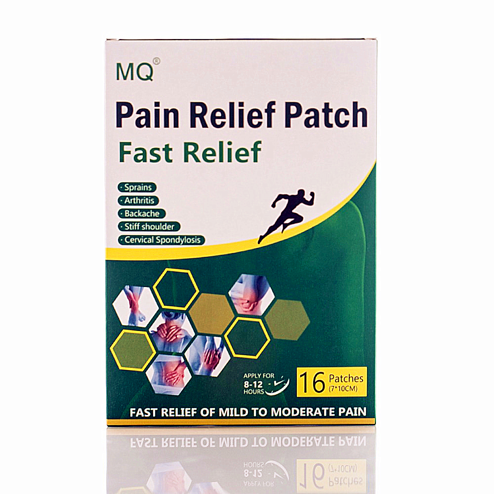New package MQ far infrared adhesive pain relief patch