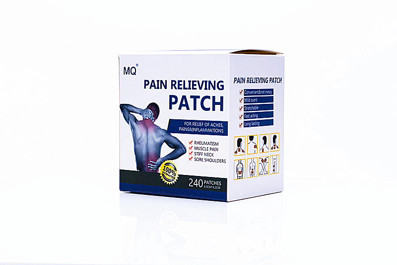 MQ pain relief patch effectively relieve stiff neck sore shoulders